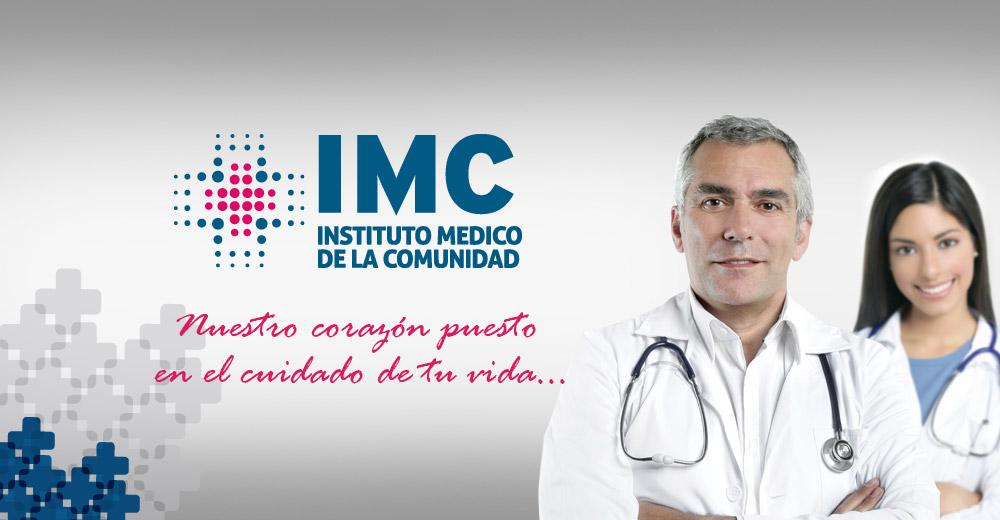 IMC – Logo