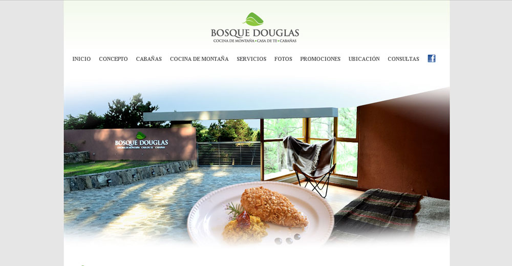 Bosque Douglas – Landing