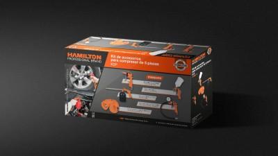 Hamilton-Caja