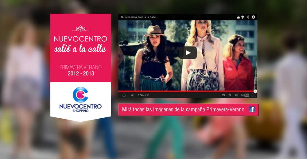 Moda en la Calle – Nuevocentro Shopping