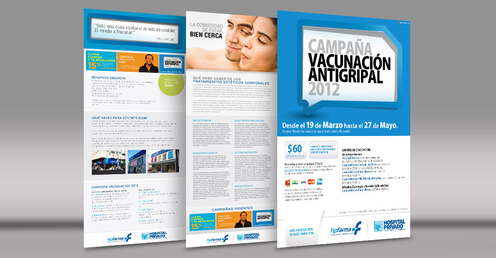 Newsletter Hospital Privado